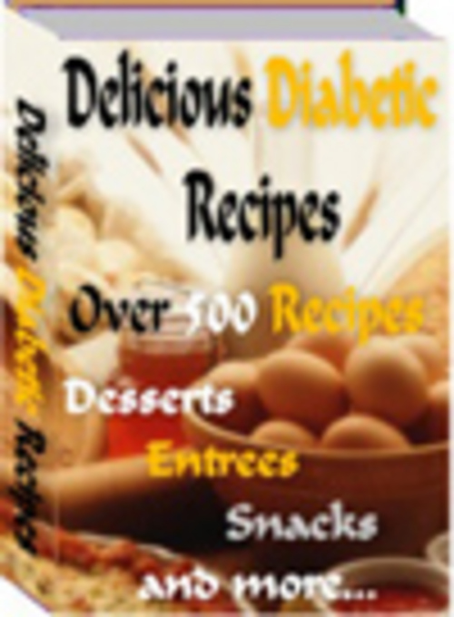 Product picture Diabetic Recipes