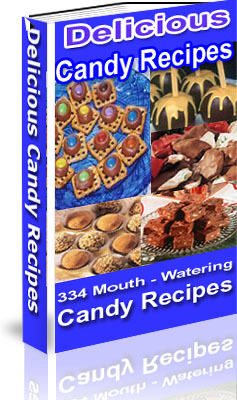 Product picture Homemade Candy Recipes