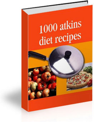 Product picture Atkins Diet Recipes