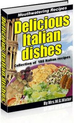 Product picture Italian Recipes