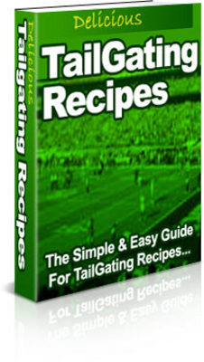 Product picture TailGating Recipes