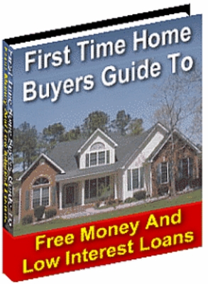Product picture First Time Home Buyers Program