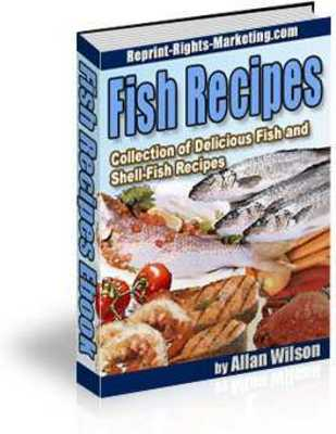 Product picture Fish Recipes